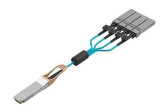 Оптический кабель DAC