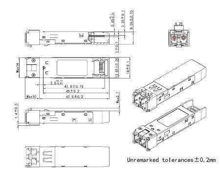 Перестраиваемый трансивер схема